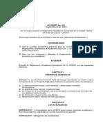 Acuerdo 021 UCEVA