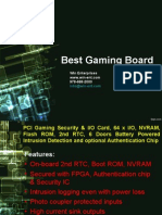 Best Gaming Boards Delivered by Win
