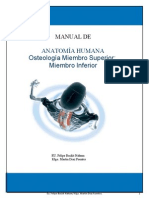 Manual Osteología Final