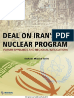 Deal on Iran's Nuclear Program