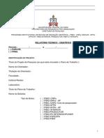 Modelo relatorio cientifico   UNIVERSIDADE FEDERAL DO PARÁ  PRÓ-REITORIA DE PESQUISA E PÓS-GRADUAÇÃO  DIRETORIA DE PESQUISA