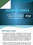 JALEA de FRESA Final Para Entregar