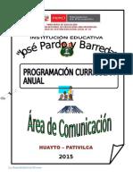 Programa Anual Primero 2015 (1)