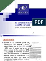 Sistema de Navegacion Galileo