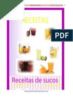 Valdirene Silva Receitas de Sucos