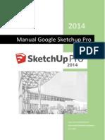 Manual Rapido Google Sketchup 2014pro