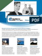 Comtech EFData Heights Networking Platform Overview