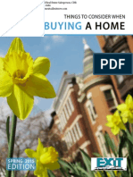 Buying a Home Spring 2015