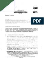 2012 Aplicacion Decreto 019 de 2012. Ministerio de Transporte