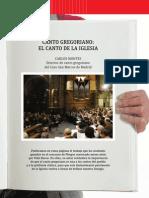 Canto Gregoriano