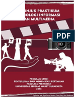 Petunjuk Praktikum Tim 2015 FP-UNS