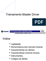 Treinamento Master Driver