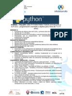 Curso - Python Abril 2015 Id f&b