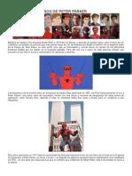 Los Muchos Rostros de Peter Parker