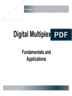 Digital Multiplexing Fundamentals and Applications