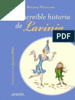 la increible historia de lavinia