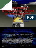 Mantenimiento y Reparacion Del Sistema de Inyeccion Diesel 2