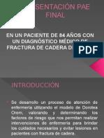 Pae PresentacionENFO5C