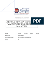 Article 2 Industrial Manufacturing Sector D2011047997