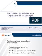 Gestão de Conhecimento Na Engenharia de Manutenção_Marcelo Ávila Fernandes_Astrein