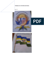 Bandera Escudo Natabuela