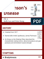 Parkinson's Disease Project
