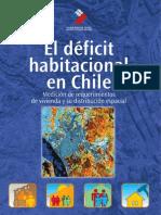 MINVU (2004)-Déficit Habitacional