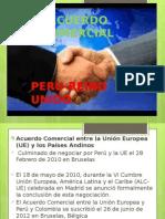 Acuerdo Comercial Peru Reino Unido