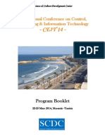 CEIT'14 Program Booklet