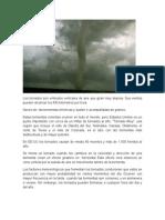 Los tornados.docx