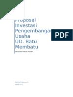 Proposal Investasi Pengembangan Usaha (File 2)