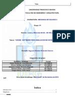 Trabajo de Investigacion - USO DE  SOFTWARE PARA SIMULACION DE SISTEMAS DINAMICOS - Mecanica de Solidos II.docx