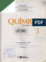 João Usberco - Química - Volume 3