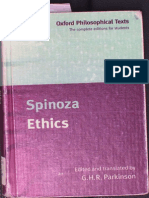 Spinoza Ethics 1-1