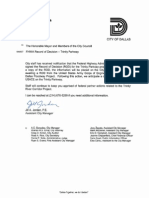 FHWA Record of Decision Memo