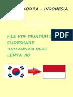KAMUS KOREA - INDONESIA_alfabet e 에