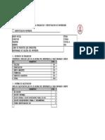1.2 Certificacion de Proveedores