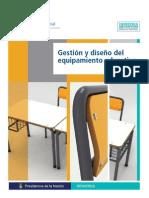 Gestión y diseño del equipamiento educativo