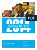 FEMYSO - Annual Report 2014