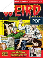 WEIRD Love #6 Preview