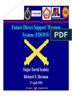 FDSWS Artillery