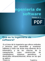 Expo Ingenieria de Software