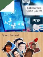 Laboratório Open Source