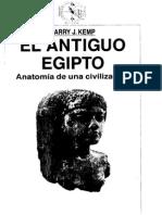 Kemp, Barry J - El Antiguo Egipto Anatomía de Una Civilización