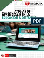 Estrategias de Aprendizaje en EaD - Casos