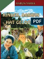 Kinder Darwin Hat Gelogen