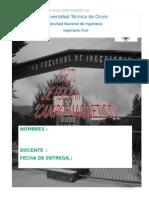 PROYECTO DE FISICA III