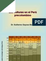 La Cultura en El Peru