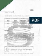 Resumen Todocbc - Romero 1er Parcial