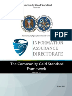 NSA Community Gold Standard Cybersecurity.pdf